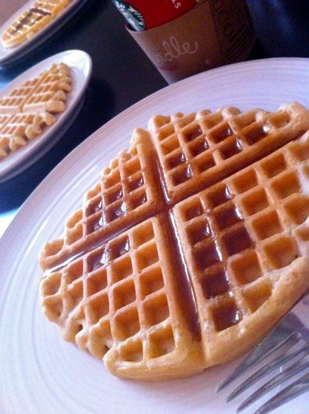 waffles-brunch