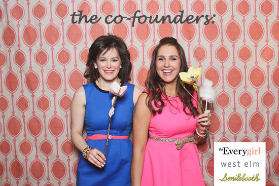 thehistoryofever_theeverygirl_cofounders